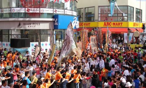 Chuncheon tarptautinis mimų festivalis [www.mcst.go.kr]
